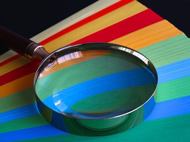Free photo: Magnifying Glass, Quality, Paper - Free Image on Pixabay - 633057 (71057)
