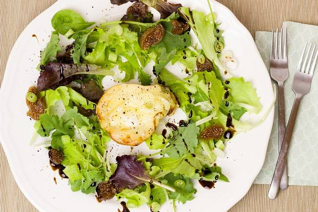 Free photo: Salad, Pear, Cheese, Leaf Lettuce - Free Image on Pixabay - 2157795 (71455)