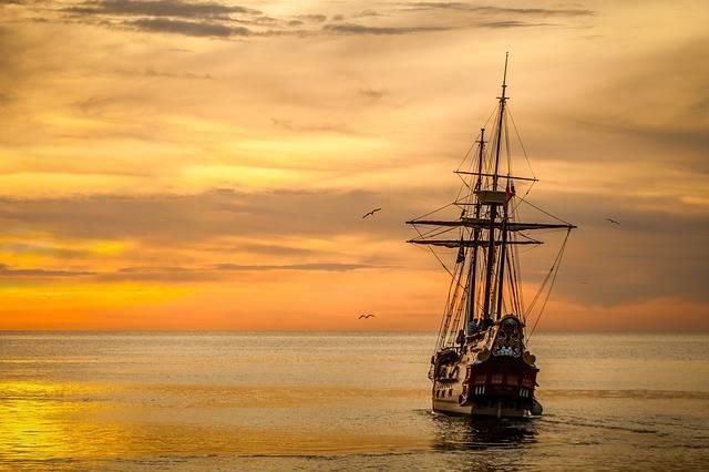 Free photo: Sunset, Boat Sea, Ship - Free Image on Pixabay - 675847 (71677)