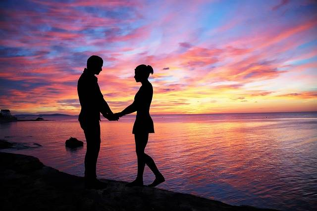 Free photo: Couple Love, Sky, Color, People - Free Image on Pixabay - 1807857 (72006)
