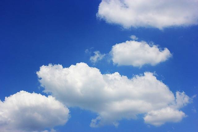Free photo: Sky, Cloud, Sunshine, Summer, Solar - Free Image on Pixabay - 383823 (73147)