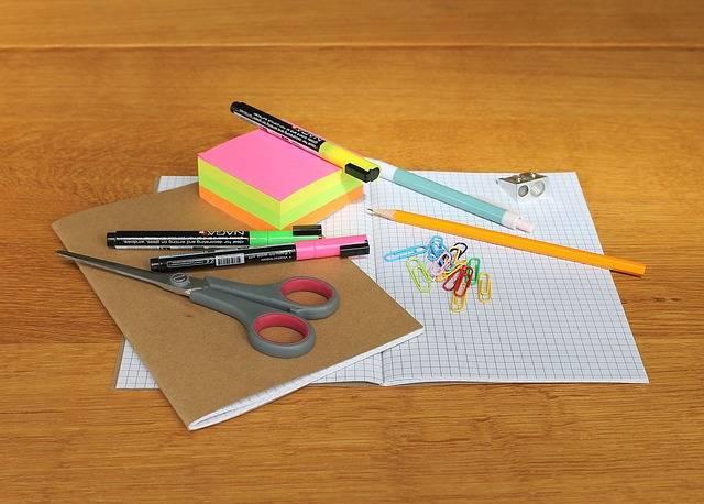 Free photo: Desk, Writing Implements - Free Image on Pixabay - 1574669 (73788)