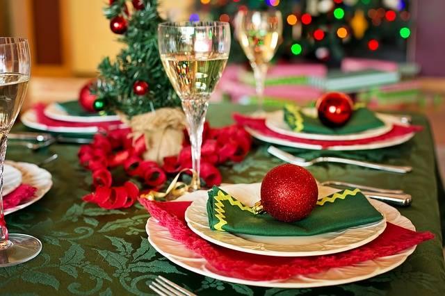 Free photo: Christmas Table, Christmas Dinner - Free Image on Pixabay - 1909796 (73807)