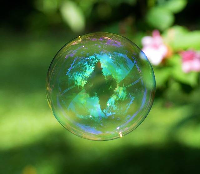 Free photo: Soap Bubble, Colorful, Ball - Free Image on Pixabay - 824576 (73865)