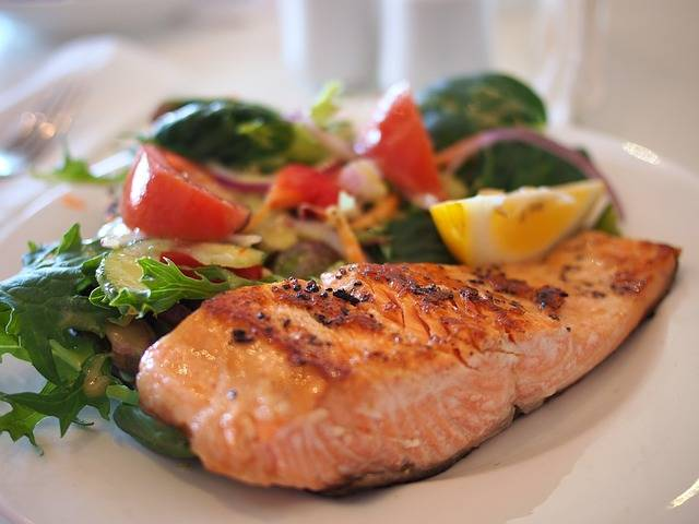 Free photo: Salmon, Dish, Food, Meal, Fish - Free Image on Pixabay - 518032 (74701)
