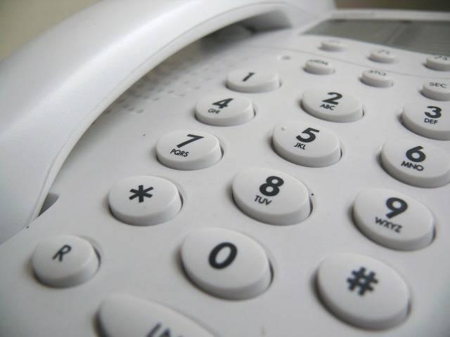 Free photo: Phone, Home, Telephone, Numbers - Free Image on Pixabay - 2127 (74984)