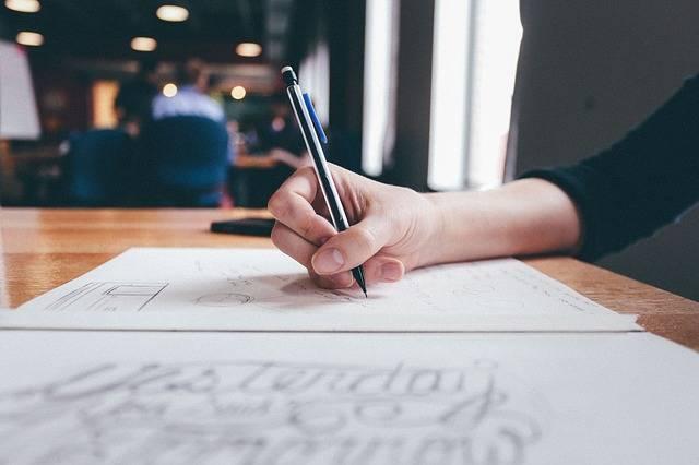 Free photo: Art, Composition, Desk, Handwriting - Free Image on Pixabay - 1868727 (75032)