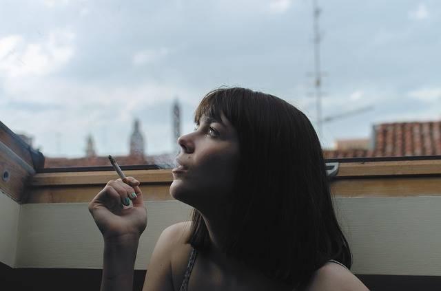 Free photo: Cigarette, Girl, Person, Smoking - Free Image on Pixabay - 1850261 (75052)
