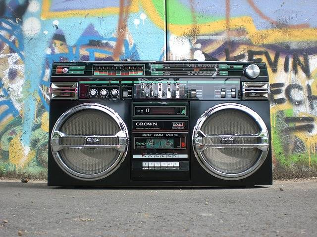 Free photo: Ghettoblaster, Radio Recorder - Free Image on Pixabay - 1452077 (76331)