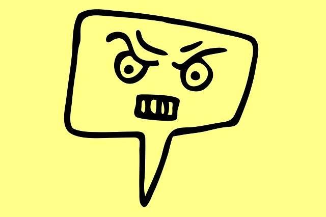 Free illustration: Rage, Angry, No, Emotion, Trouble - Free Image on Pixabay - 1703978 (77028)