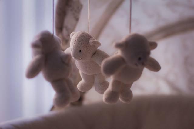 Free photo: Toys, Bears, Crib, Baby Toy, Cradle - Free Image on Pixabay - 1284070 (77609)