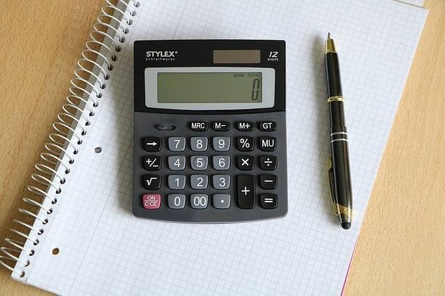 Free photo: Calculator, Pen, Block, Business - Free Image on Pixabay - 1516869 (77846)