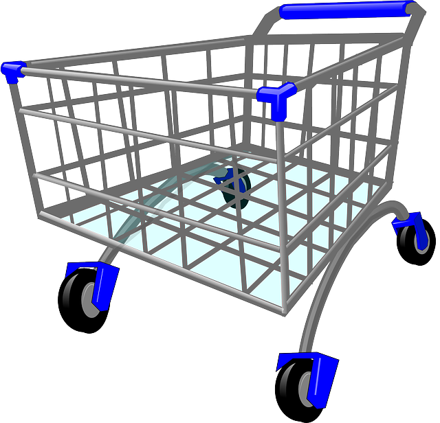 Free vector graphic: Caddy, Shopping Cart - Free Image on Pixabay - 161016 (79732)
