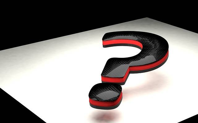 Free photo: Question Mark, 3D, Font, Issue - Free Image on Pixabay - 1927457 (80539)