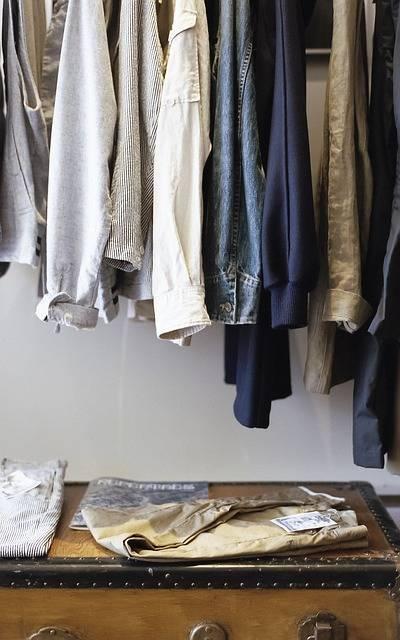 Free photo: Closet, Clothes, Wardrobe, Clothing - Free Image on Pixabay - 1209917 (80726)