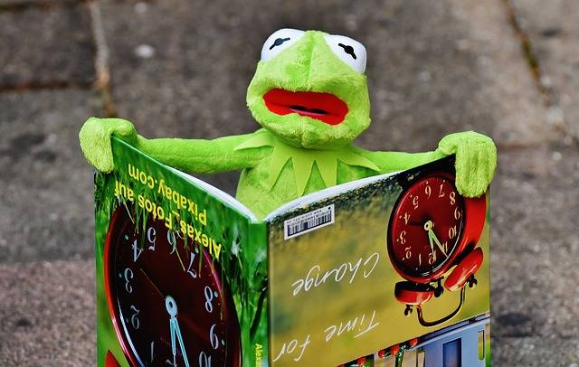Free photo: Kermit, Book, Picture Book - Free Image on Pixabay - 1673474 (80978)