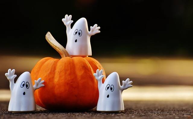 Free photo: Halloween, Ghosts, Pumpkin - Free Image on Pixabay - 1743239 (82007)