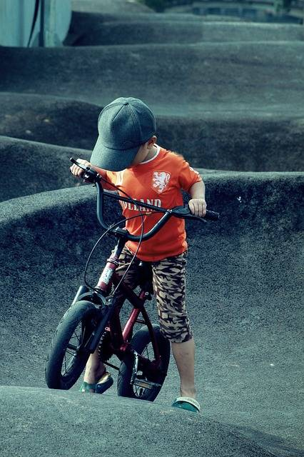 Free photo: Kids, Boy, Skate, Bicycle, Biker - Free Image on Pixabay - 2312110 (82275)