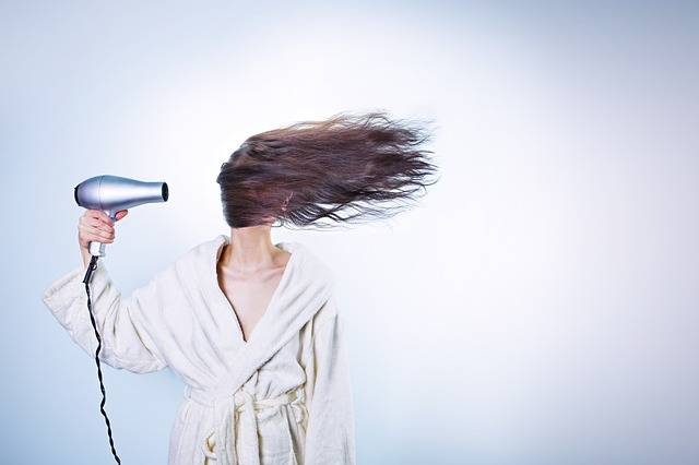Free photo: Woman, Hair Drying, Girl, Female - Free Image on Pixabay - 586185 (83134)