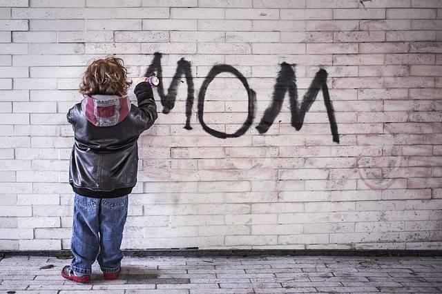 Free photo: Mom, Graffiti, The Art Of - Free Image on Pixabay - 1403724 (84387)