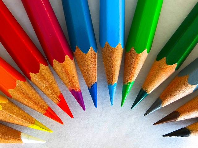 Free photo: Colour Pencils, Color, Paint, Draw - Free Image on Pixabay - 450621 (86262)