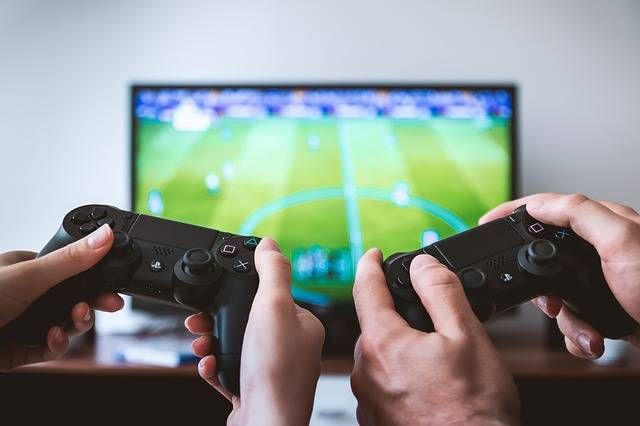 Free photo: Gaming, Tv, Players, Player, Home - Free Image on Pixabay - 2259191 (86664)