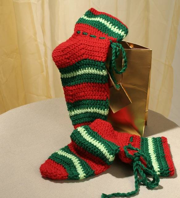 Free photo: Crafts, Socks, Christmas - Free Image on Pixabay - 683634 (90965)