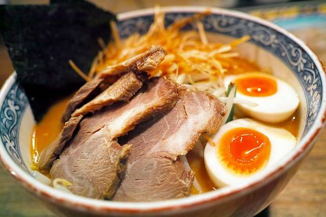 Free photo: Japanese Food, Japan Food, Ramen - Free Image on Pixabay - 2199962 (93375)