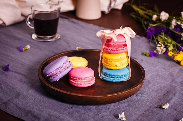 Free photo: Macarons, Macaruns, Dessert, Sweets - Free Image on Pixabay - 2897881 (95407)