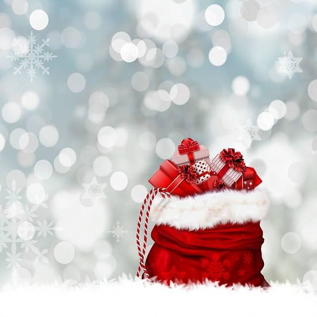 Free photo: Christmas, Gifts, Gift Bag, Bag - Free Image on Pixabay - 2947257 (96846)