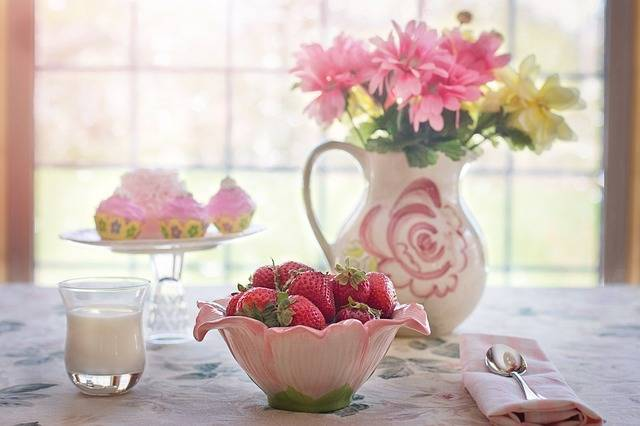 Free photo: Strawberries In Bowl, Summer, Fruit - Free Image on Pixabay - 783351 (99664)