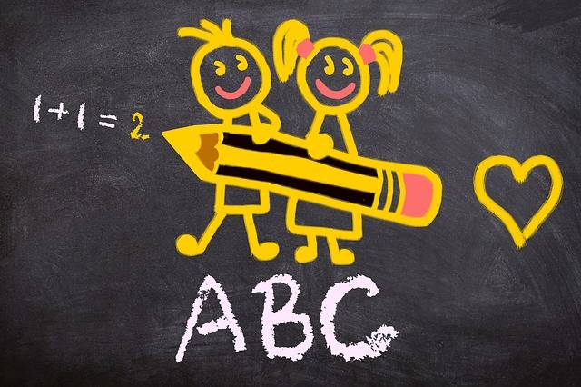 Free illustration: Back To School, Abc, Training - Free Image on Pixabay - 2629361 (100264)