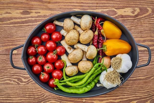 Free photo: Tomato, Pepper, Onion, Mushroom - Free Image on Pixabay - 2776735 (100842)