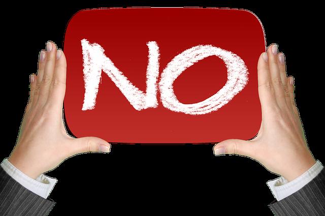 Free illustration: No, Negative, Finger, Hand, Keep - Free Image on Pixabay - 1532826 (101574)