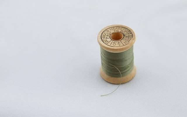 Free photo: Green Thread, Sew, Sewing - Free Image on Pixabay - 936461 (102508)