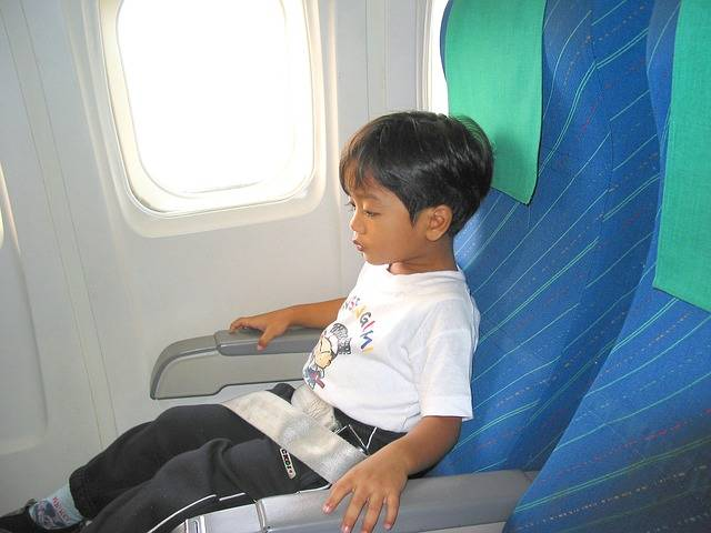 Free photo: Child, Boy, Airplane, Seat - Free Image on Pixabay - 361052 (103202)