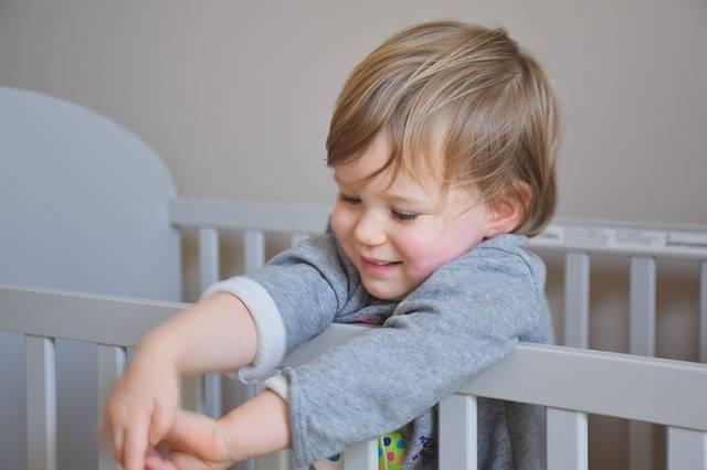 Free photo: Baby, Crib, Waking Up, Nursery - Free Image on Pixabay - 1969826 (104657)