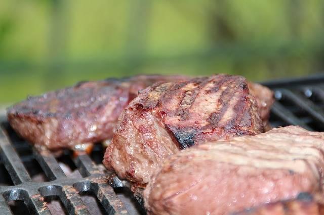 Free photo: Steak, Steaks, Barbecue, Summer - Free Image on Pixabay - 353115 (105930)