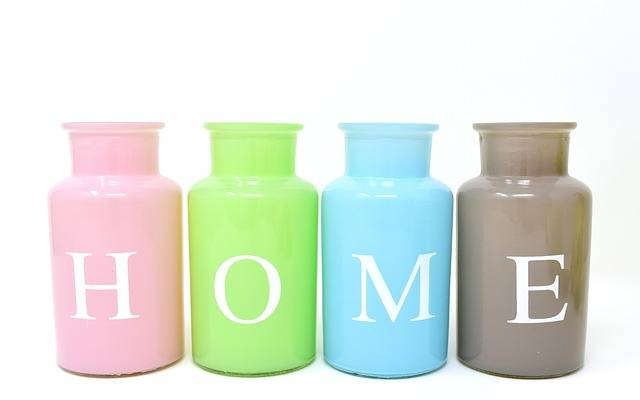 Free photo: Home, At Home, Vases, Colorful - Free Image on Pixabay - 3095597 (106690)