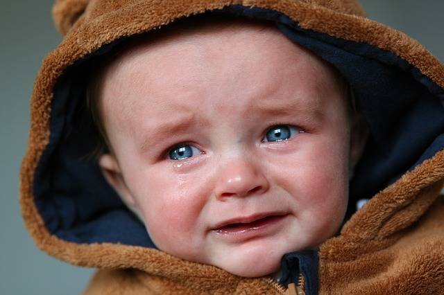 Free photo: Baby, Tears, Small Child, Sad, Cry - Free Image on Pixabay - 443390 (107058)