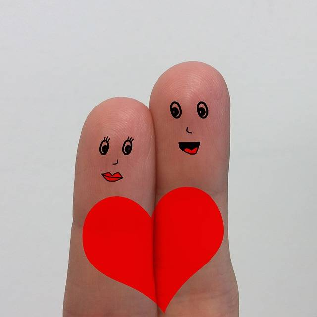 Free illustration: Fingers, Drawing, Love, Couple - Free Image on Pixabay - 2010110 (108606)