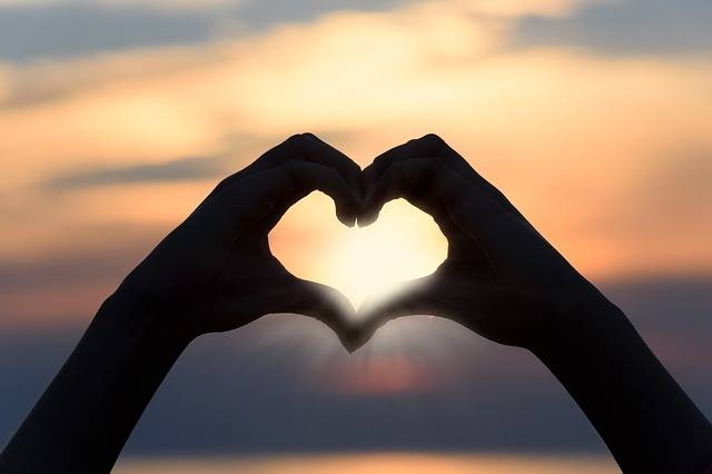 Free photo: Heart, Love, Sunset, The Sun, Sky - Free Image on Pixabay - 3147976 (108636)
