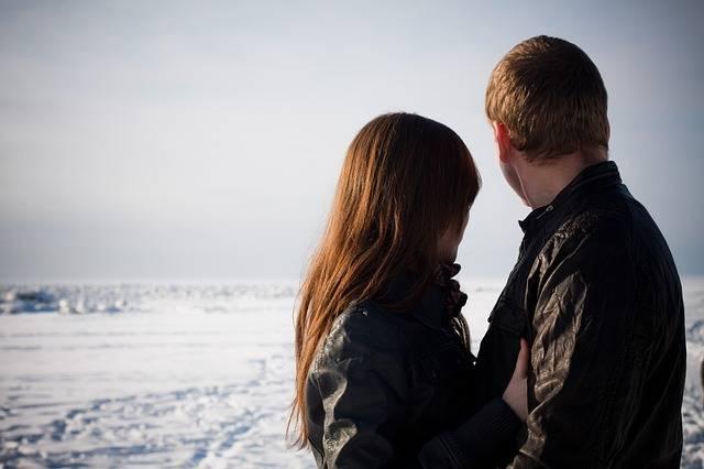 Free photo: Sweethearts, Love, Winter - Free Image on Pixabay - 502558 (108724)