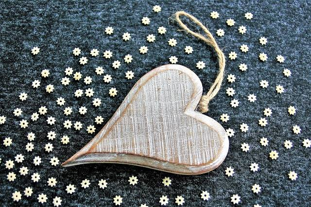 Free photo: Wooden Heart, Valentine'S Day - Free Image on Pixabay - 3077104 (108814)