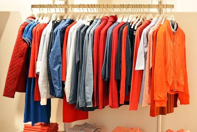 Free photo: Store, Clothes, Clothing, Line - Free Image on Pixabay - 1338629 (110455)