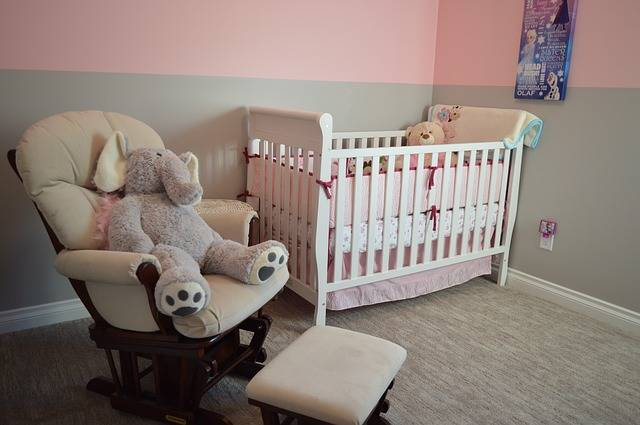 Free photo: Nursery, Crib, Chair, Bedroom, Room - Free Image on Pixabay - 1078923 (112170)