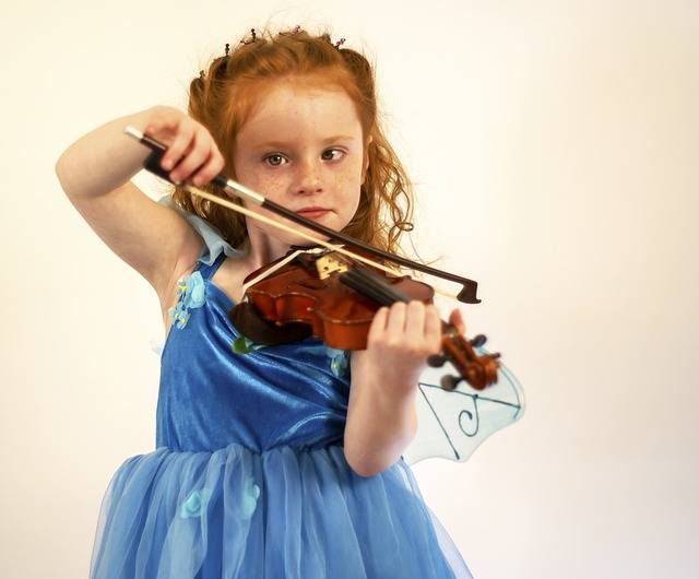 Free photo: Violin, Child, Girl, Fairy, Music - Free Image on Pixabay - 1617787 (112453)