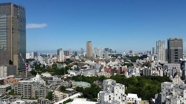 Free photo: Tokyo, Japan, Skyline, City - Free Image on Pixabay - 1599549 (113164)