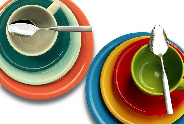 Free photo: Plate, Cup, Colorful, Cover - Free Image on Pixabay - 526603 (113537)