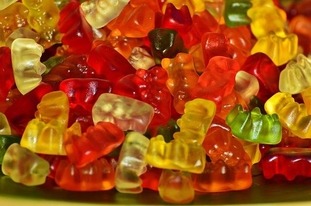 Free photo: Gummibär, Gummibärchen, Fruit Gums - Free Image on Pixabay - 1618074 (113758)